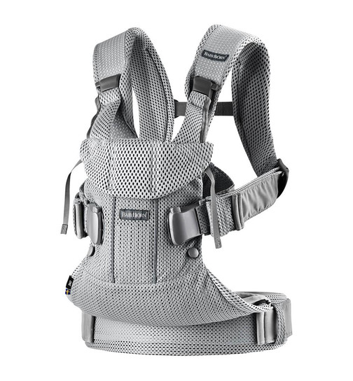 Babytrage Carrier One Air silver
