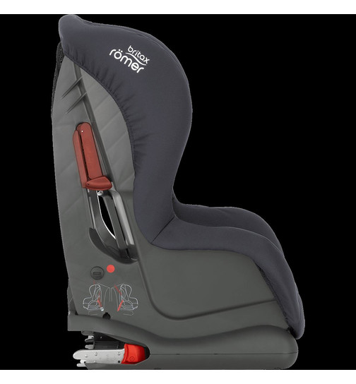 Kindersitz DUO PLUS Storm Grey