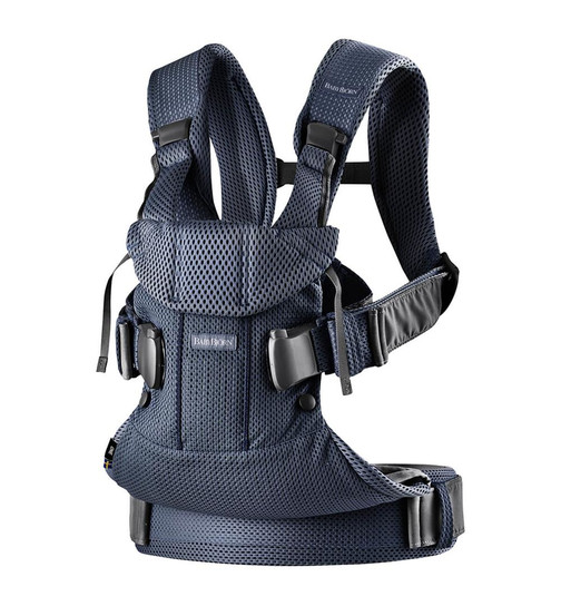Babytrage Carrier One Air Navy