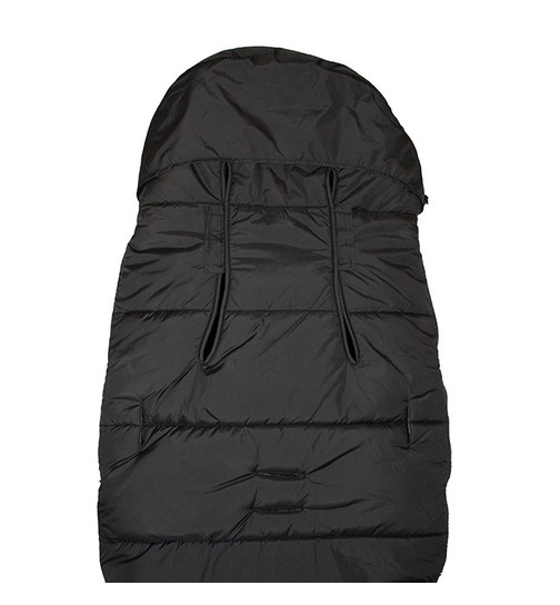 Fusssack Chic Black Diamond  von Vinter & Bloom