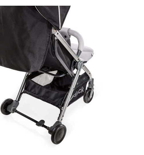 Kinderwagen Swift Plus Silver/Charcoal