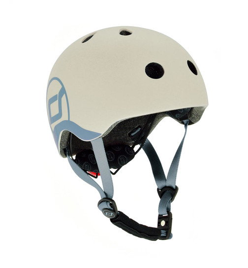 Casco XXS-S ash di Scoot & Ride