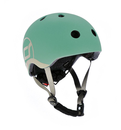 Casco XXS-S forest di Scoot & Ride